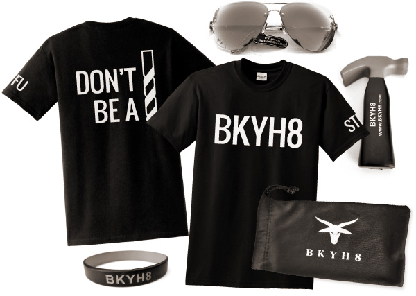 BKYH8 gear - combined image